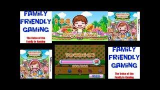 Gardening Mama 2 Forest Friends 3DS Episode 1