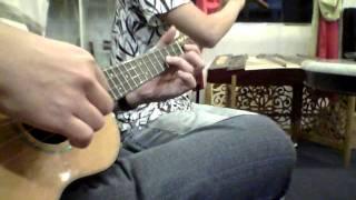 Silent Night - Ukulele / Chinese Bamboo Flute
