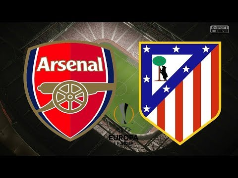 🔴Arsenal vs Atlético Madrid 🔴En Vivo - Uefa Europa League 2018