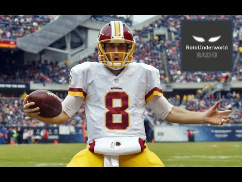 Kirk Cousins is wildly underrated and deserves a mega contract from Washington