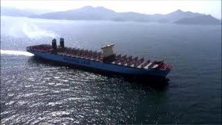 Five of the World's Largest Cargo Ships