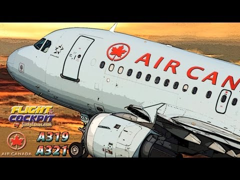 AIR CANADA A321 To Bermuda & Orlando