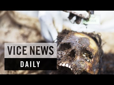 VICE News Daily: Thai Officials Accused of Human Trafficking