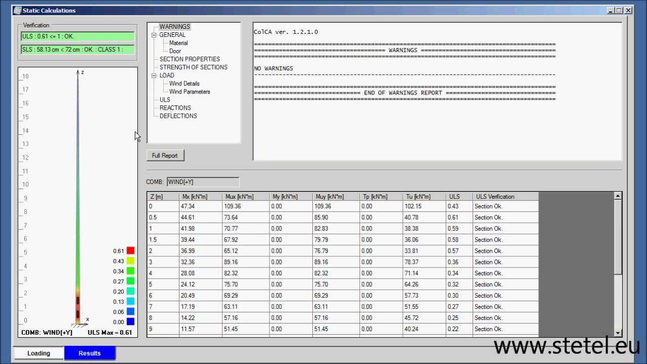 Light Pole Foundation Design Software
