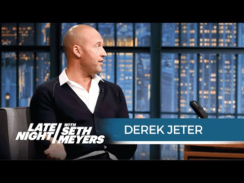 "Derek Jeter: Red Sox Fans Have ""Softened Up"" Since Winning the World Series"
