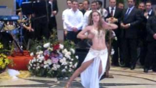 AMELIA ZIDANE  Wedding BellyDancing Lebanon 2010