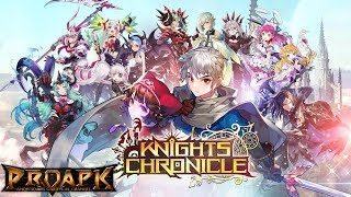 Knights Chronicle English Gameplay Android / iOS