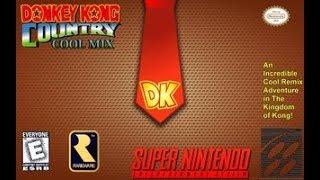 donkey kong country msu 1 cool mix by pittstone