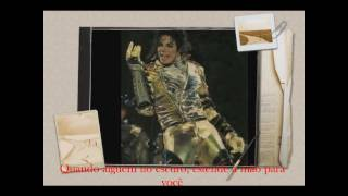 Michael Jackson  Someone in the dark  Música Legendada (Fan Video)