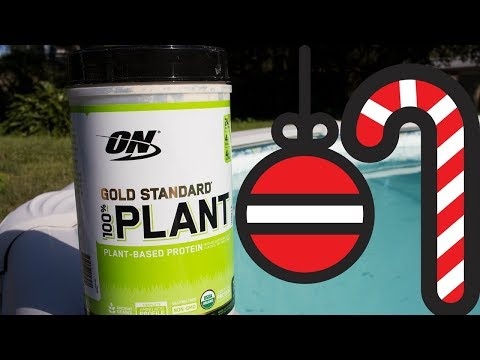 Optimum Nutrition Plant Protein Review|Taste Test