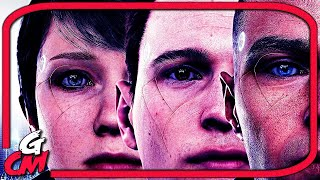 DETROIT : BECOME HUMAN - FILM COMPLETO ITA Game Movie
