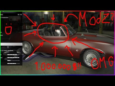 GTA MINUTE - 2 CUSTOM WINDOW TINTS YOU CAN'T GET IN GTAONLINE WITHOUT IFRUIT+CHARLES