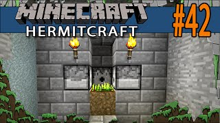 Minecraft Automatic Wheat Farm - Hermitcraft #42