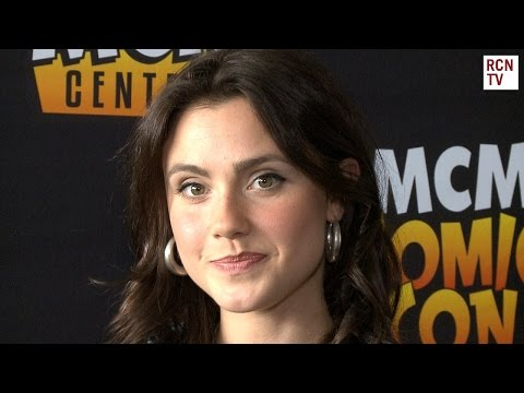 The Shannara Chronicles Poppy Drayton Interview
