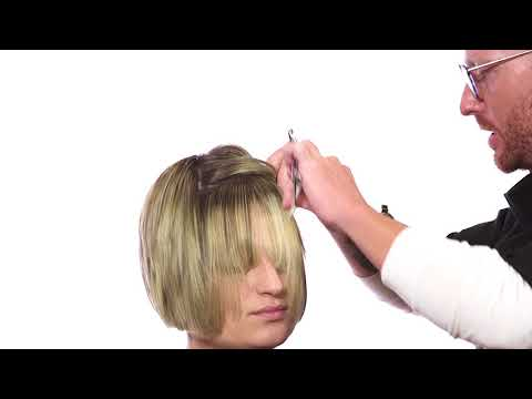 quick-haircut---edgy-textured-bob-haircut---textured-bangs---thesalonguy