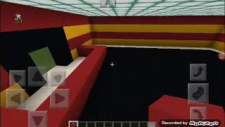 Build A Mcdo in Minecraft pe