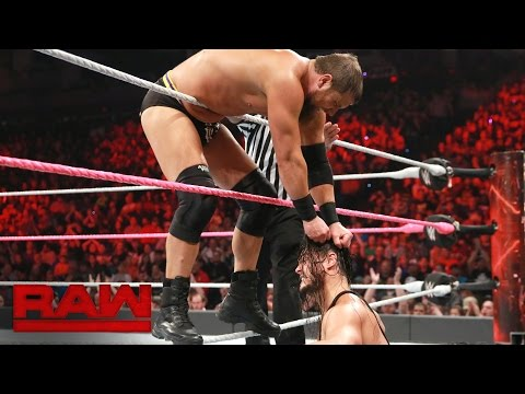 Curtis Axel vs. Bo Dallas: Raw, Oct. 24, 2016