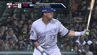 MLB AT HYJ - November 11, 2014