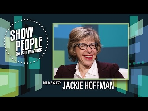 Show People with Paul Wontorek: Jackie Hoffman of CHARLIE AND THE CHOCOLATE FACTORY