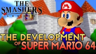 The Invention of the 3D Platformer - Super Mario 64