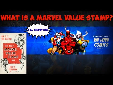 what are marvel value stamps the questions you were afraid to ask