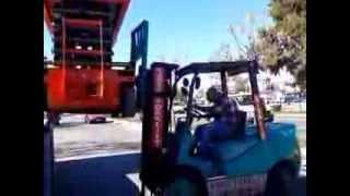 Antalya Forklift Platform Kiralama