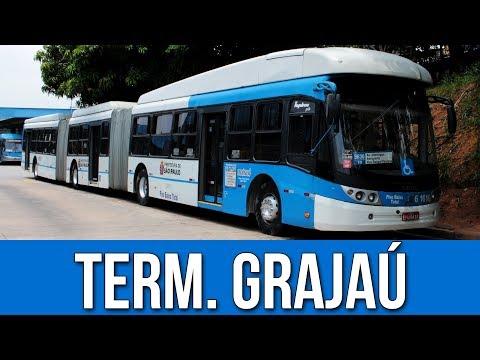 Terminais de Ônibus #20 - Grajaú