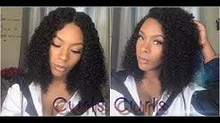 Curls Curls Burmese Curly Lace Front Wig Zoe