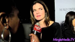 Betsy Brandt at The Paley Center for Media Los Angeles Benefit @betsy_brandt