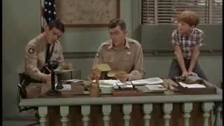 The Andy Griffith Show S6E20 Wyatt Earp Rides Again