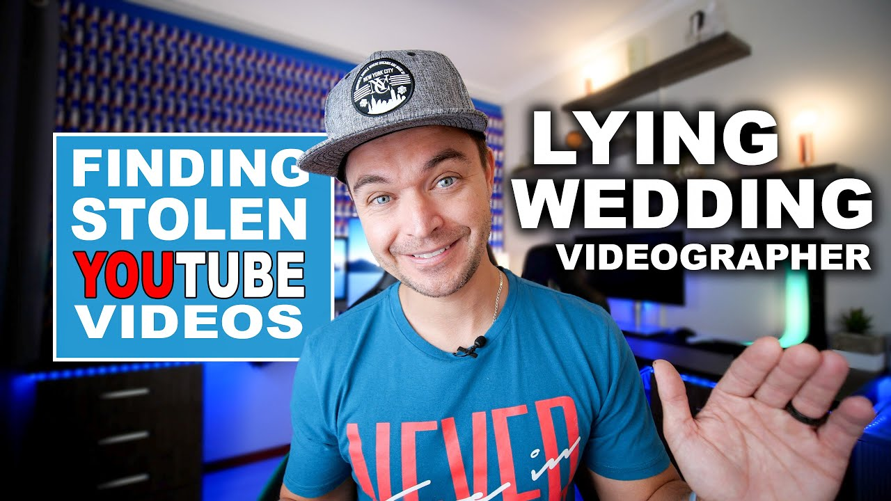 Lying Wedding Videographer - Stole our Wedding Video