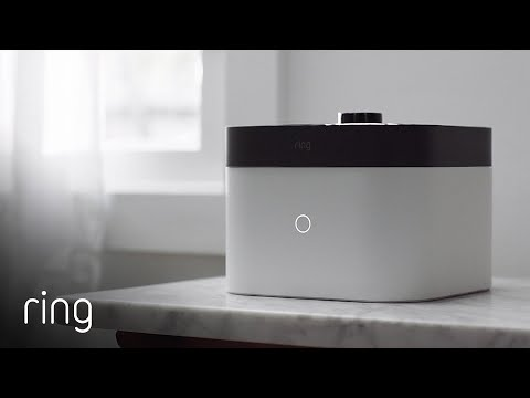 Next-Level Autonomously Flying Indoor Security Camera | Ring Always Home Cam
