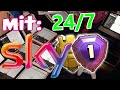 My Clashing Life | Highlevel Talk mit Sky |  Let's Play Clash of Clans | Kevgo around
