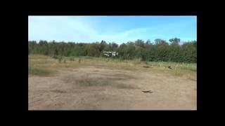 crash bicopter VTOL