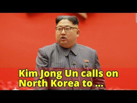 Kim Jong Un calls on North Korea to mass-produce nukes, missiles