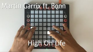 Martin Garrix ft. Bonn - High On Life // Launchpad Performance