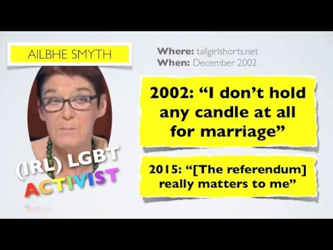 The BIG Marriage Equality Lie - Vote No on May 22nd