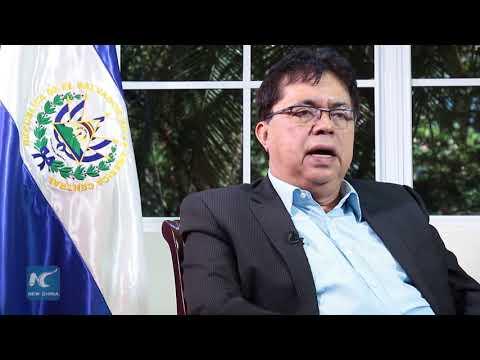 Salvadoran secretary: Relations with China a great hope for Salvadorans