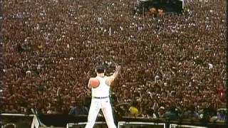 The Story Of Queen At Live Aid