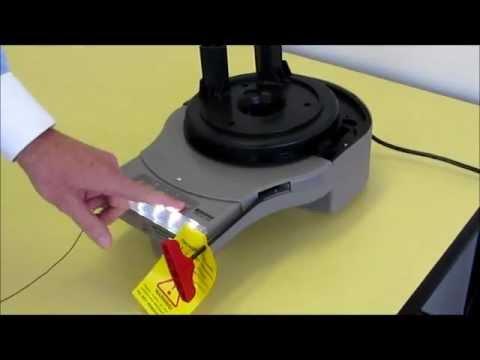 Setting Up The Rd9 Roller Garage Door Operator Youtube