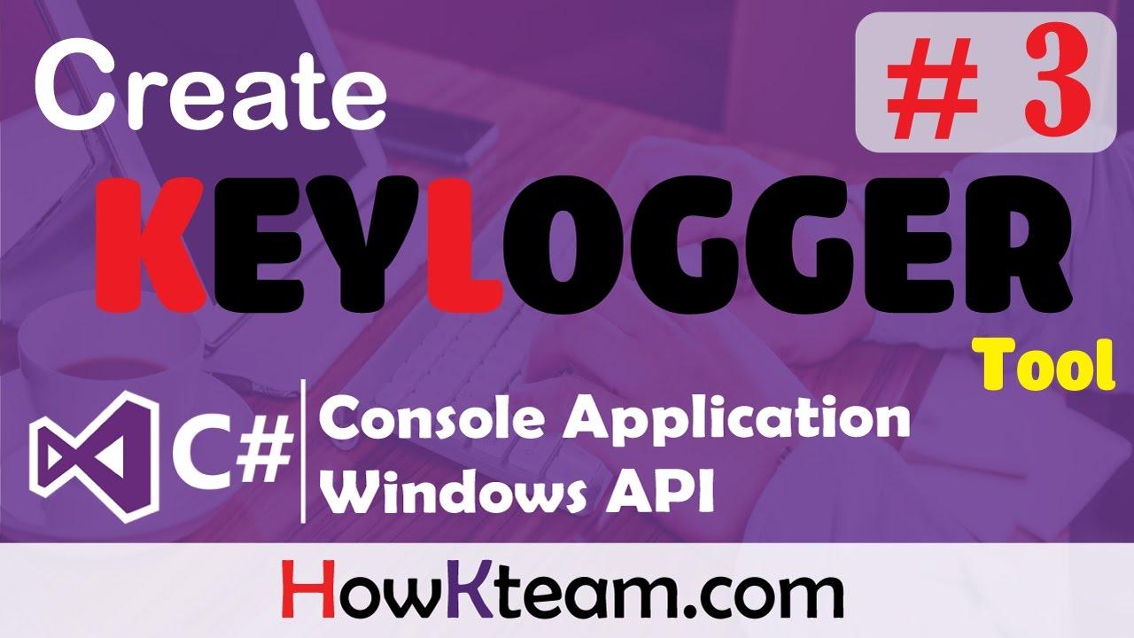 [Lập trình Key logger C# Console] – Bài 3: Chụp màn hình | HowKteam
