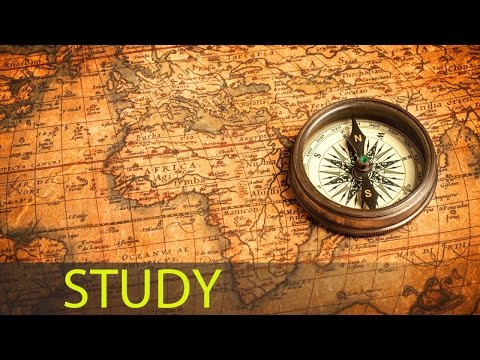8 Hour Study Music: Brain Power, Studying Music, Focus Music, Concentration Music ☯202