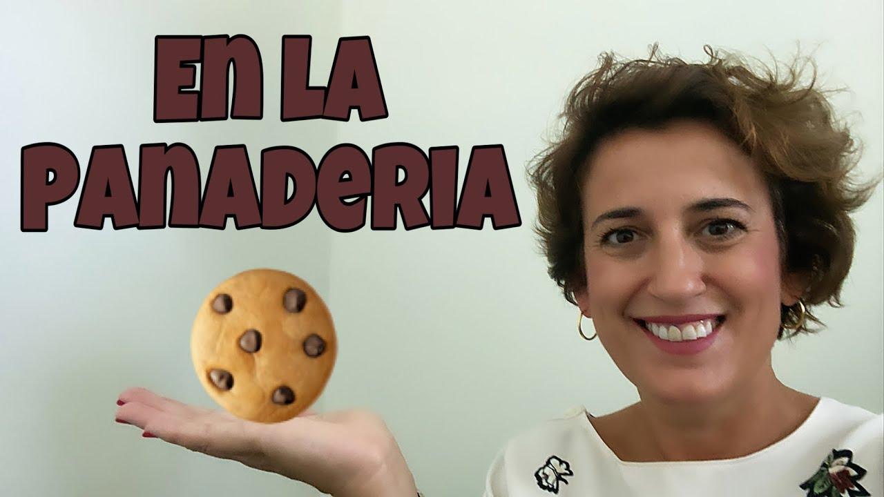 CONVERSACIÓN en ESPAÑOL:🍞🥯 ¡Vamos a la PANADERÍA! ➡Vocabulario y conversación en español. 👍👍