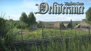 Kingdom Come: Deliverance (v0.4 Alpha) - Starting Zone