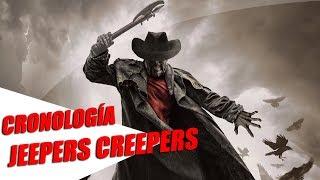 JEEPERS CREEPERS: LA CRONOLOGÍA.