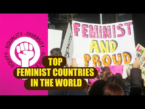 Top Feminist Countries in The World | OneIndia News
