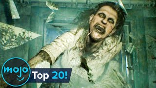 Top 20 Scariest Video Game Bosses Ever