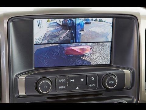 Trailering Camera System For Silverado By Mike Davenport