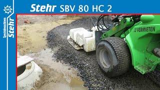 Stehr Plattenverdichter SBV 80 HC 2 - Kundenfeedback