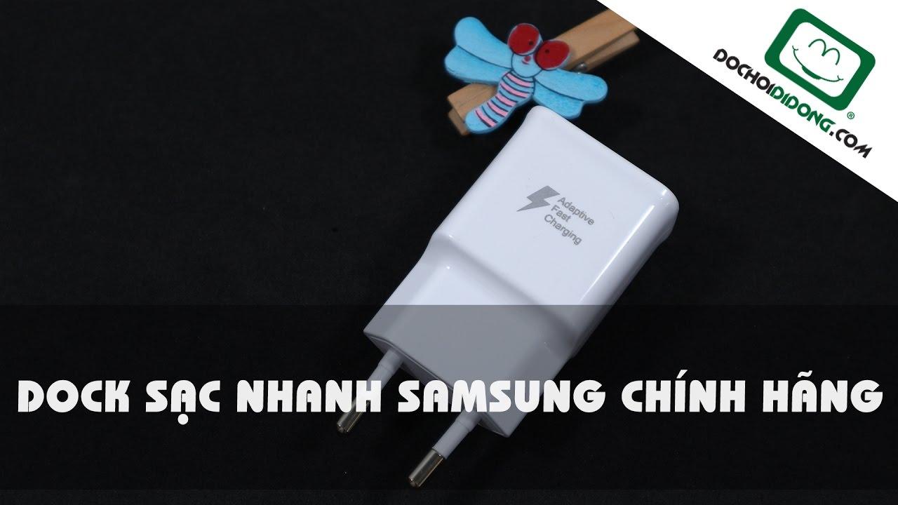 Dock sạc nhanh Samsung chính hãng – Đồ Chơi Di Động .com
